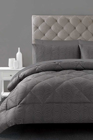 ELYSIAN Somerset Wave Comforter Set QB