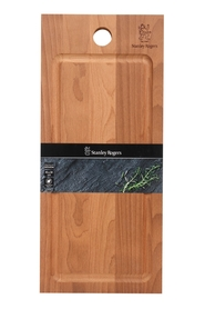STANLEY  ROGERS Thermo-Beech Rectangle Chopping Board 45 x 20cm