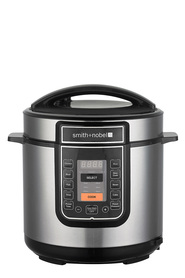 SMITH & NOBEL Multicooker Stainless Steel