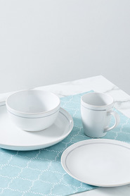 JAMIE OLIVER PATINE 16PC DINNER SET