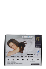 RAMESSES Fitted Electric Blanket King Single Bed