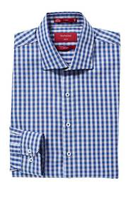 VAN HEUSEN Multi Check Slim Fit Shirt