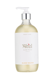 MOZI HAND WASH BLOOD ORANGE 500ML