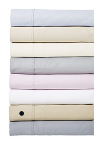 POLO 680 thread count cotton rich fitted sheet set QB