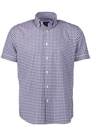 WEST CAPE CLASSIC Easy Wear Gingham Shirt