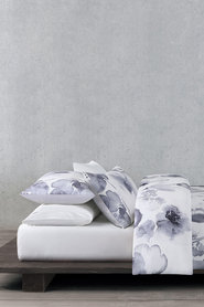 SIMPLY VERA VERA WANG Viola 300 Thread Count Cotton Quilt Cover Set QB