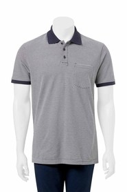 WEST CAPE CLASSIC Stripe Pique Polo