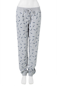 SASH & ROSE WOMENS SOFT STRETCH SLEEP JOGGER