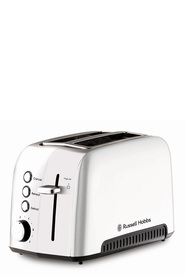 RUSSELL HOBBS Heritage Vogue 2 Slice Toaster Stainless Steel
