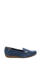 SUPERSOFT SLIP ON LOAFER FRANC, DENIM, 6