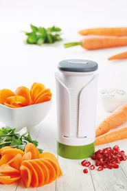 ZYLISS Ribbons And Spirals Veggie Spiraliser