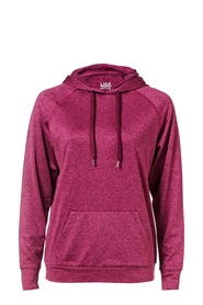 LMA ACTIVE Brushed Space Dye Hoody