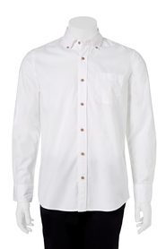 WEST CAPE CLASSIC Casual Plain Oxford Shirt