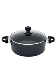 SCANPAN Classic Cast Aluminium Low Dutch Oven 28Cm/5L