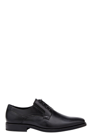 SLATTERS PAXTON SIDE GUSSET LEATHER LACE UP