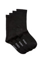 BONDS V/COMFY FINE SOCK 2 LY, BLACK, 3-8