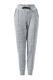 SIMPLY VERA VERA WANG LOOSE KNIT TRACKPANT
