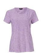 LMA ACTIVE OPEN BACK ACTIVE TEE