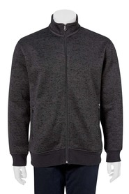 BRONSON Full Zip Fleece Top