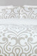 SHAYNNA BLAZE LOMBARDY 300 THREAD COUNT COTTON QUILT COVER SET QUEEN BED