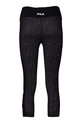 FILA 3/4 GALAXY LEGGING ASP209, BLACK, S