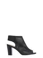 SIMPLY VERA VERA WANG Nikki Adjustable Peep Toe Heel