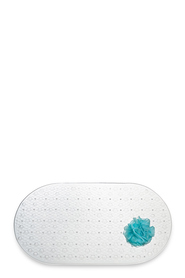 INTERDESIGN Circlz Bath Mat