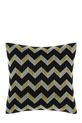 LINEN HOUSE FILAMENT JACQUARD CUSHION