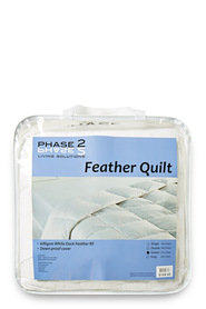 PHASE 2 600GSM FEATHER QUILT SB