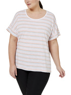 Cotton Stripe Tee