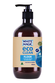 WHITE MAGIC ECO CLEAN FLOOR LIQUID 500ML