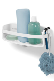 UMBRA Flex Gel Lock Suction Basket