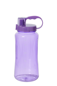 S+N TRITAN HYDRATION BOTTLE 2L PURPLE