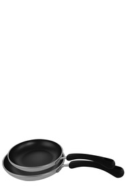 RACO  Twin Pack Commerical Grade Skillets 20/28Cm