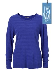 SAVANNAH Soft Touch Crew Neck Jumper