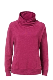 LMA ACTIVE Funnel Neck French Terry Fleece