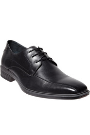 HUSH PUPPIES MERCHANT LEATHER LACE UP