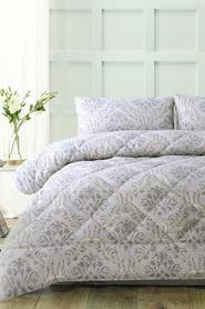 ACCESSORIZE Wales 300 Thread Count Jacquard Comforter Set QB