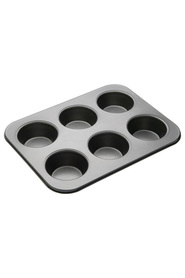 SMITH & NOBEL  Professional 6Cup America Muffin Pan