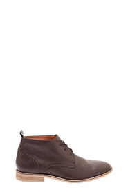 WEST CAPE LEATHER LACE UP BOOT RICH