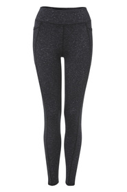 SIMPLY VERA VERA WANG FULL LENGTH NEP YARN LEGGING