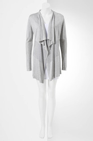 SIMPLY VERA VERA WANG Waterfall Cardigan