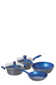 S+N PRO STONE 4PC COOKSET