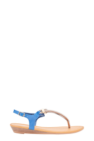 CHERRY LANE Kaitlyn V Strap Adjustable Sandal