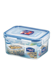 LOCK & LOCK Classic Rectangle Short 470ml Container