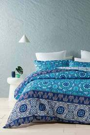 PHASE 2 Wallington Soft Touch Microfibre Quilt Cover Set QB