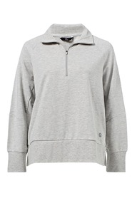 LMA ACTIVE 1/2 Zip French Terry Spliced Fleece