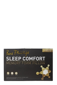 BAS PHILLIPS Memory Foam Pillow Standard