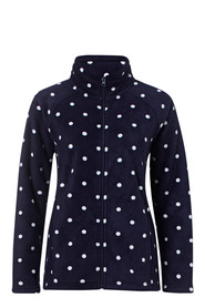 SAVANNAH Spot Fleece Jacket