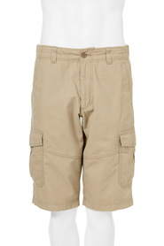 JC LANYON 3/4 RIBSTOP CARGO SHORT